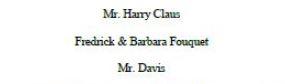 Mr Class Foyqet Davis